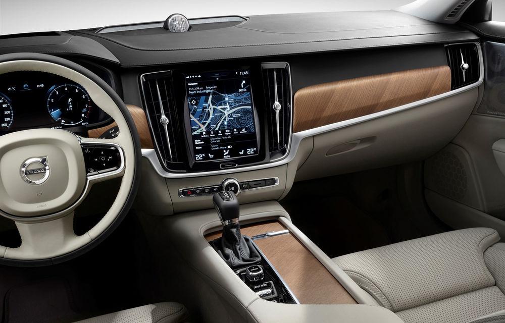 Varning Tyskland! Volvo S90 a fost prezentat oficial - Poza 3