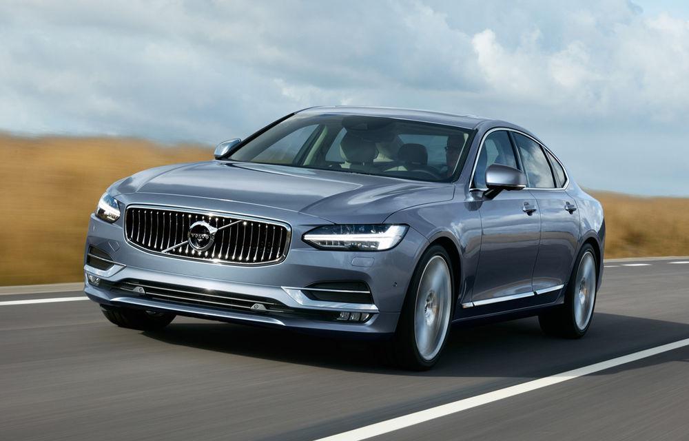 Varning Tyskland! Volvo S90 a fost prezentat oficial - Poza 1