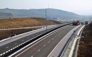 Cele 45 de zile au devenit 6 luni: autostrada Orăştie - Sibiu va fi redeschisă abia în iunie 2016