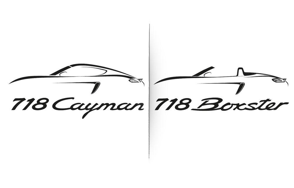 Adio, Cayman și Boxster! Bine ați venit, 718 Cayman și 718 Boxster! - Poza 1