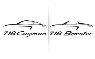 Adio, Cayman și Boxster! Bine ați venit, 718 Cayman și 718 Boxster!