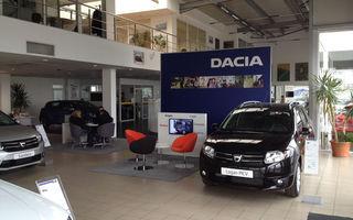 Dacia Evolution+: showroom-urile și service-urile Dacia trec la un nivel superior de calitate