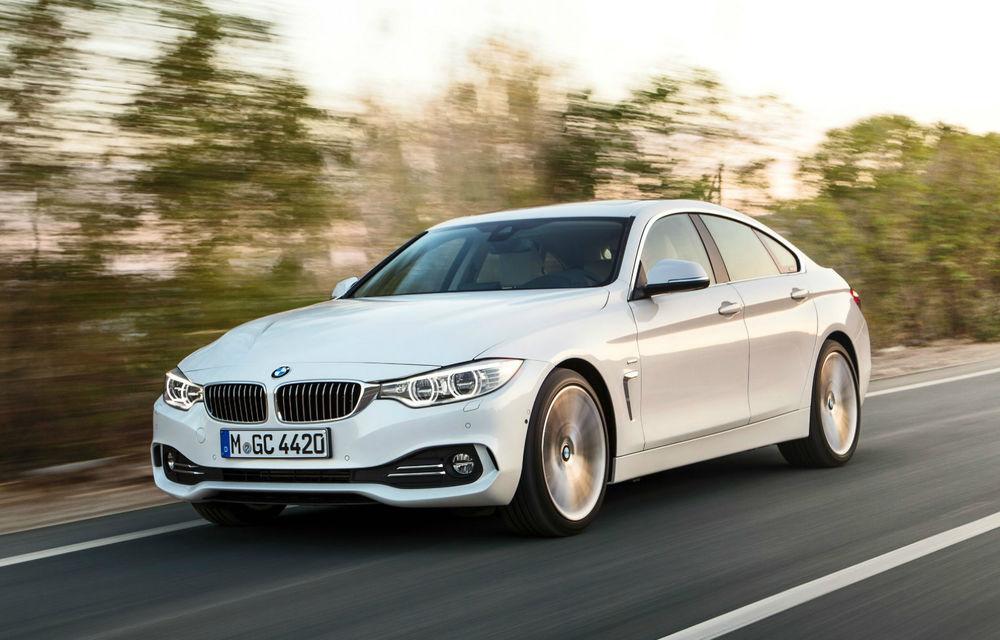 Vânzări premium: creşteri pe linie, BMW rămâne lider în faţa Audi şi Mercedes - Poza 1