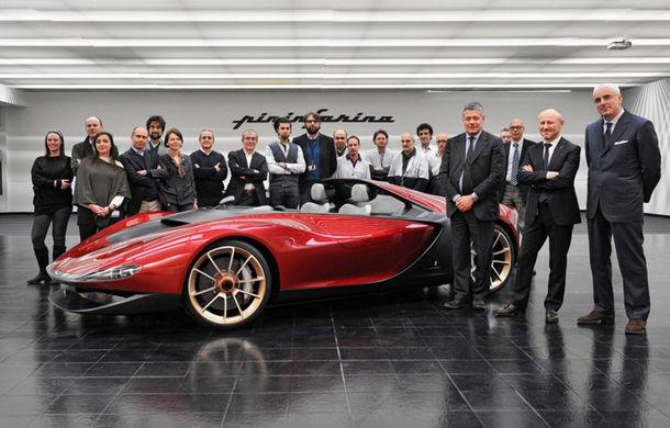 Soarta designului italian sfârșește în mâinile indienilor: Pininfarina intră în familia Mahindra, acolo unde există și Ssangyong - Poza 1