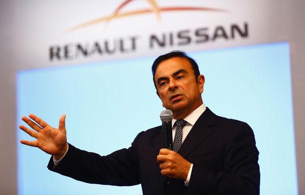Nu ne căsătorim, dar rămânem prieteni: alianţa Renault - Nissan continuă fără fuziune - Poza 1