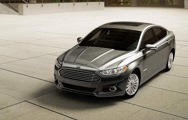 Încă un pas spre revoluţie: Ford începe anul viitor testele cu maşini autonome - Poza 1