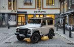 Cel mai scump Land Rover Defender din lume: 550.000 de euro pentru o ediție de adio