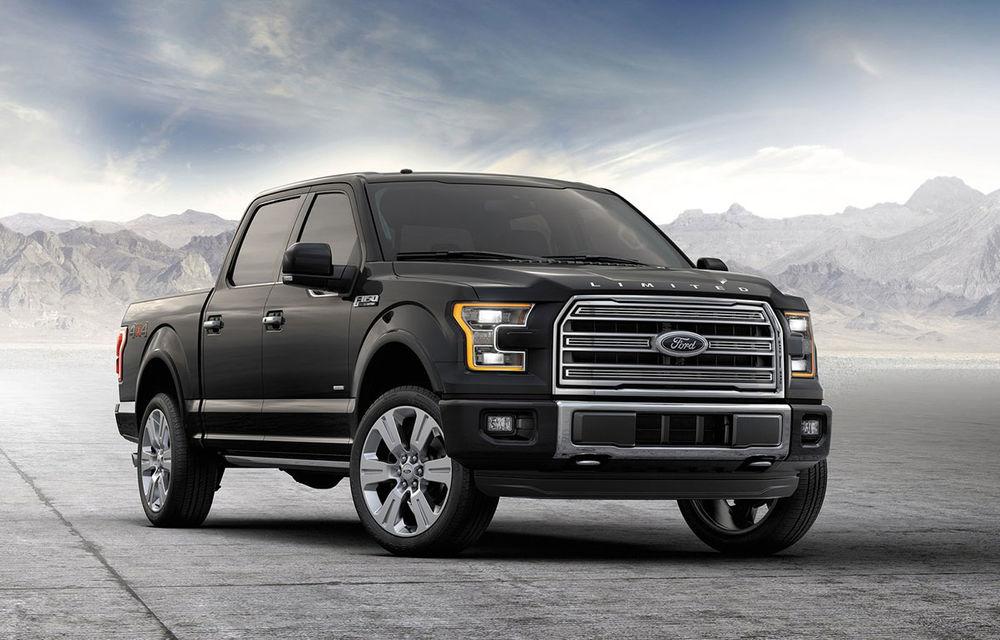 Mai cade un bastion: mastodontul Ford F-150, cea mai vândută mașină din SUA, primește o versiune hibridă - Poza 1