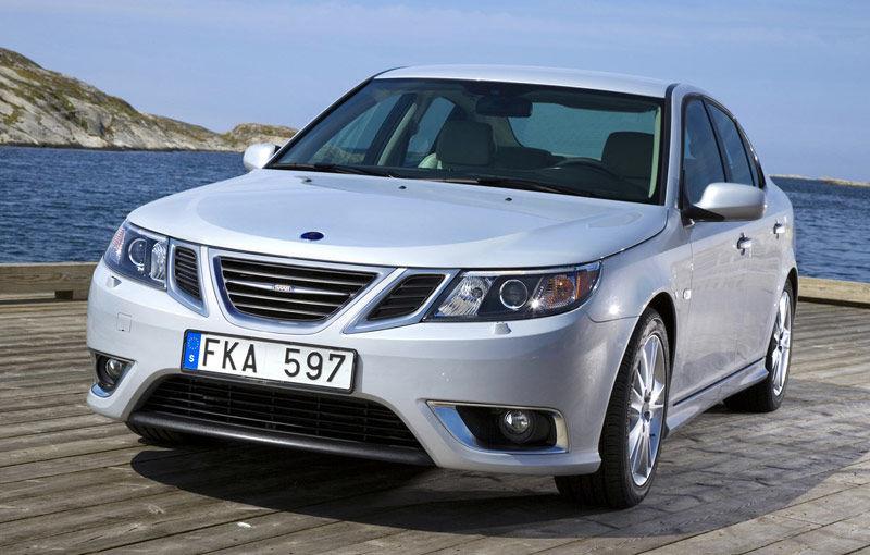 De la agonie la extaz: Saab 9-3 electric a primit 150.000 de comenzi din China - Poza 1