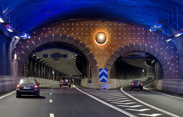 Autostrada Sibiu - Piteşti va avea 9 tuneluri, dintre care unul de aproape 3 kilometri - Poza 1