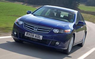 Se umflă prea mult: 3.000 de maşini Honda, rechemate în service în România pentru probleme la airbaguri