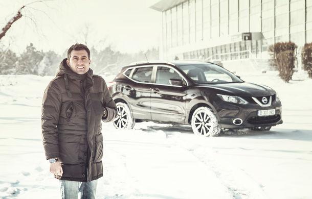 Mașini de vacanță: teste de consum de Sărbători cu Nissan Qashqai 1.6 dCi și BMW Seria 4 Gran Coupe 430d - Poza 6