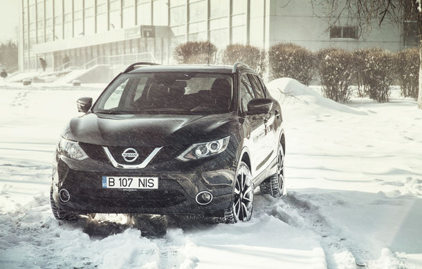 Mașini de vacanță: teste de consum de Sărbători cu Nissan Qashqai 1.6 dCi și BMW Seria 4 Gran Coupe 430d - Poza 7