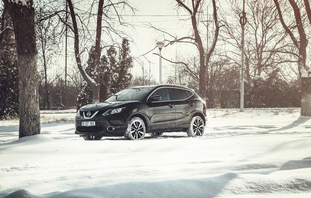 Mașini de vacanță: teste de consum de Sărbători cu Nissan Qashqai 1.6 dCi și BMW Seria 4 Gran Coupe 430d - Poza 10