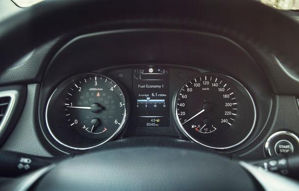 Mașini de vacanță: teste de consum de Sărbători cu Nissan Qashqai 1.6 dCi și BMW Seria 4 Gran Coupe 430d - Poza 13