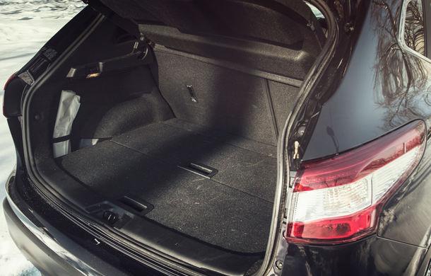 Mașini de vacanță: teste de consum de Sărbători cu Nissan Qashqai 1.6 dCi și BMW Seria 4 Gran Coupe 430d - Poza 15