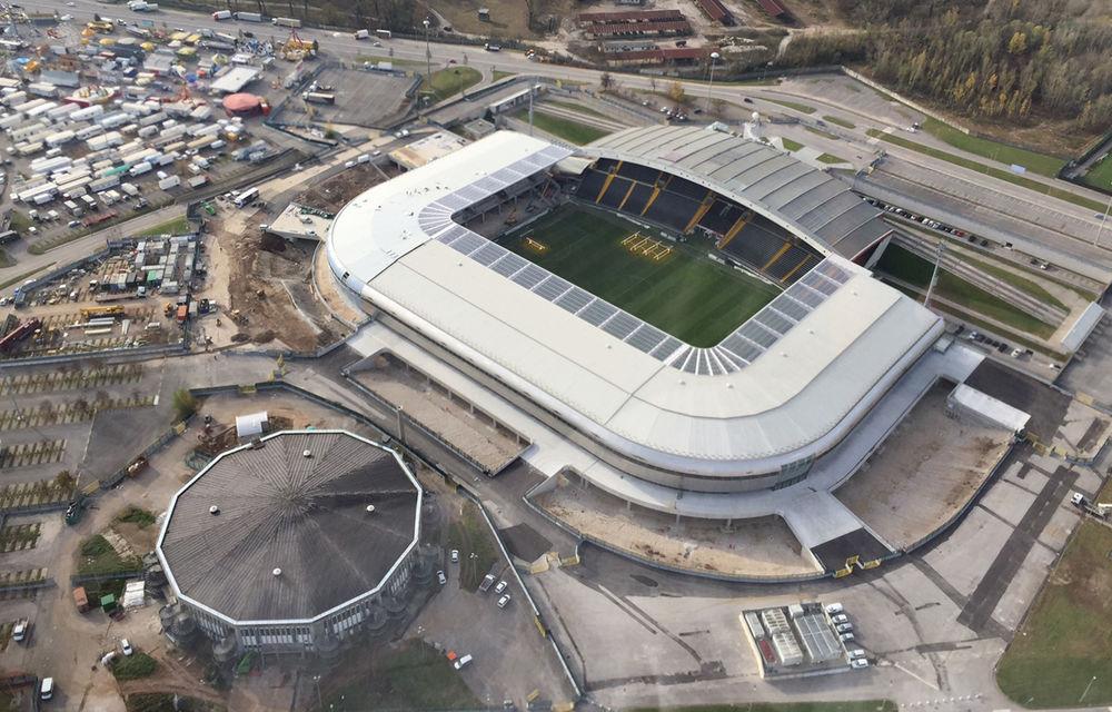 Dacia Arena nu e la București, ci la Udine: marca de la Mioveni e primul brand auto care dă numele unui stadion din Italia - Poza 1