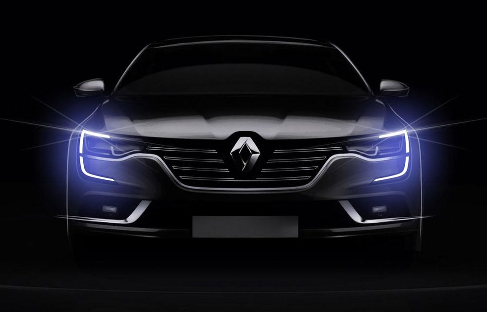 """A fost """"joia neagră"""" pentru Renault: acțiunile au scăzut cu 22% din cauza unor suspiciuni de fraudare a emisiilor. Francezii au dezmințit oficial zvonurile - Poza 1"""