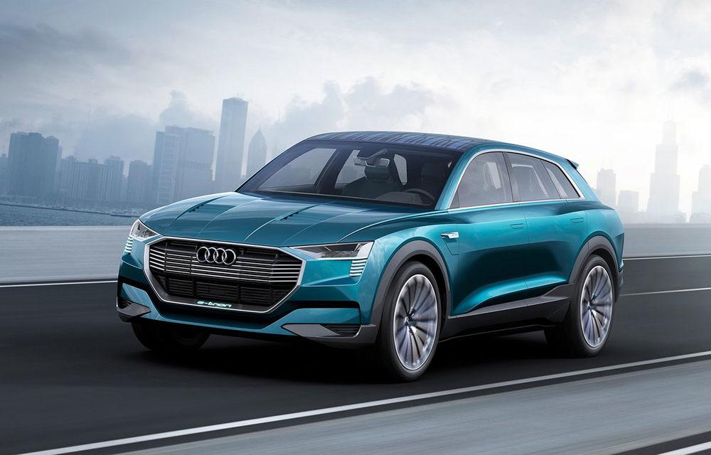 Audi se pregătește de primul său SUV electric, iar fabrica vecinilor maghiari se alege cu încă un model: SUV-ul Q3 - Poza 1