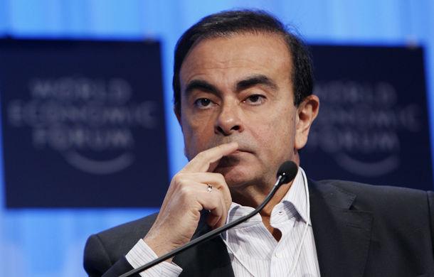 """Carlos Ghosn e categoric: """"Renault nu a trişat testele de emisii. Nu ne puneţi în aceeaşi oală cu Volkswagen"""" - Poza 1"""