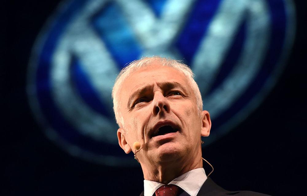 Tupeu sau normalitate? Volkswagen cere schimbarea testelor pentru emisii - Poza 1