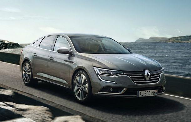 Francezii, între ei: Renault Talisman a fost aleasă în Franţa cea mai frumoasă maşină a anului 2015 - Poza 1