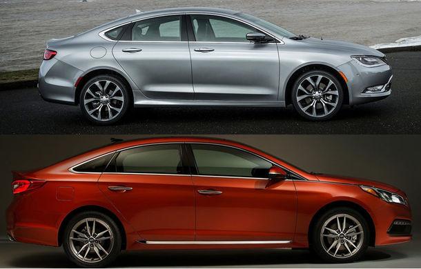 """Sergio Marchionne își toarnă cenușă în cap: """"Chrysler 200 n-a avut succes pentru că am copiat designul lui Hyundai Sonata"""" - Poza 2"""