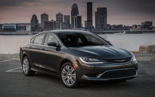 """Sergio Marchionne își toarnă cenușă în cap: """"Chrysler 200 n-a avut succes pentru că am copiat designul lui Hyundai Sonata"""""""