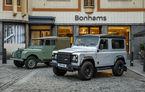 Scoateți batistele: Land Rover Defender ne-a părăsit definitiv după o carieră de aproape șapte decenii