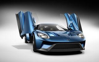 Ford va vinde noul GT