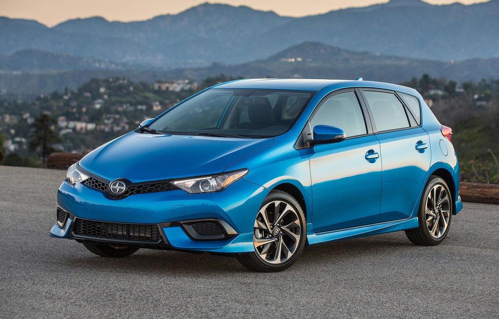 Adio, Scion! Toyota renunță la brandul construit pentru publicul tânăr din Statele Unite - Poza 3