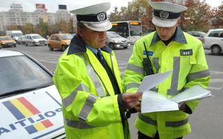 Propunere pentru încurajarea plăţii amenzilor auto: suspendarea permisului să fie redusă la jumătate