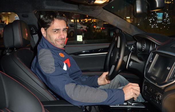 Cina cea de taină: de vorbă cu șeful Maserati despre SUV-ul Levante și vânătoarea de rivali germani - Poza 9