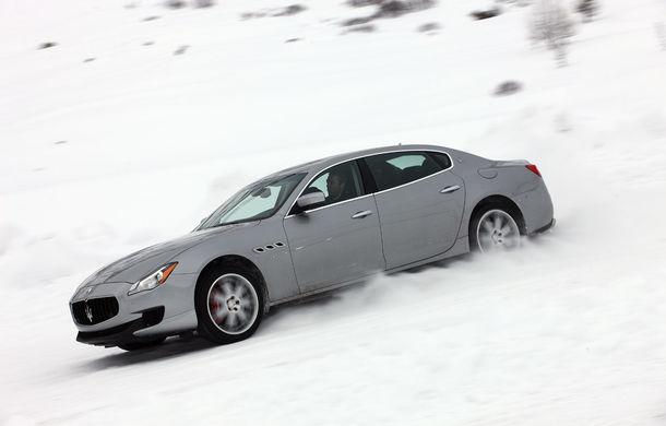 Cina cea de taină: de vorbă cu șeful Maserati despre SUV-ul Levante și vânătoarea de rivali germani - Poza 12