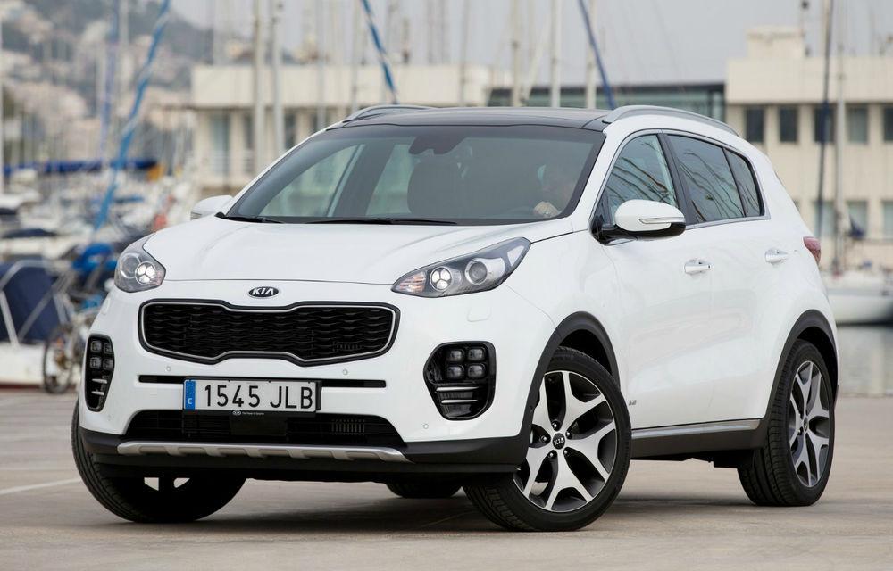 Atac prin învăluire: Kia Sportage pleacă de la 17.300 de euro în România și e unul dintre cele mai ieftine SUV-uri din segment - Poza 1