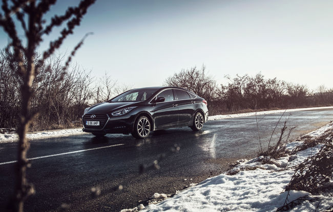 Test drive Hyundai i40 facelift