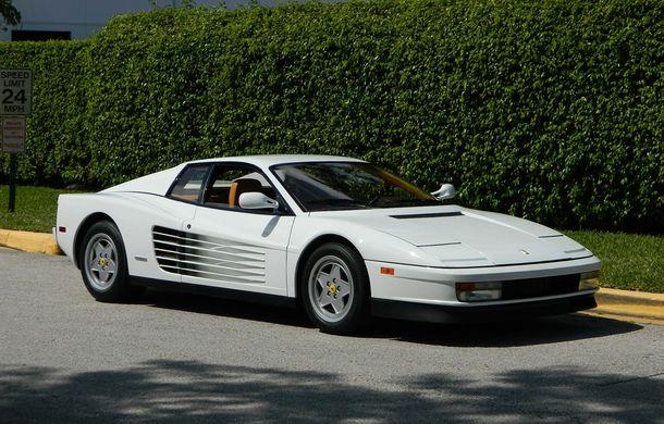 Lupul de pe Wall Street face bani și după retragere: mașina lui Jordan Belfort se vinde cu un milion de dolari - Poza 2