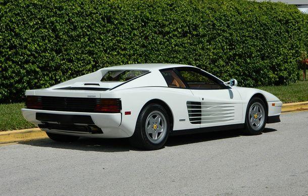 Lupul de pe Wall Street face bani și după retragere: mașina lui Jordan Belfort se vinde cu un milion de dolari - Poza 4