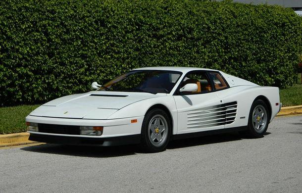 Lupul de pe Wall Street face bani și după retragere: mașina lui Jordan Belfort se vinde cu un milion de dolari - Poza 1
