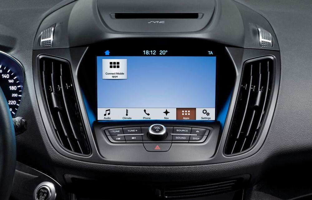 Ford Kuga facelift vine la pachet cu SYNC3, motoare noi și design inspirat de Ecosport - Poza 10