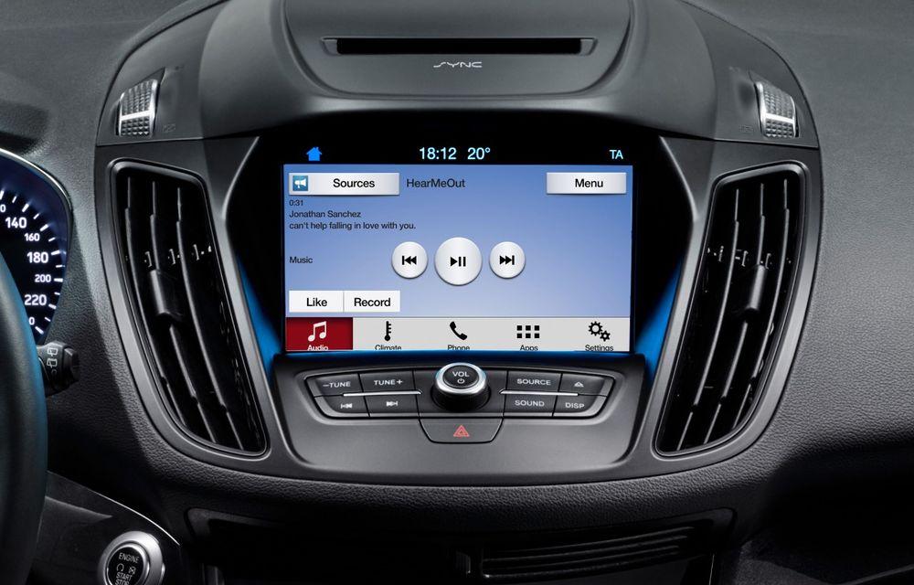 Ford Kuga facelift vine la pachet cu SYNC3, motoare noi și design inspirat de Ecosport - Poza 18