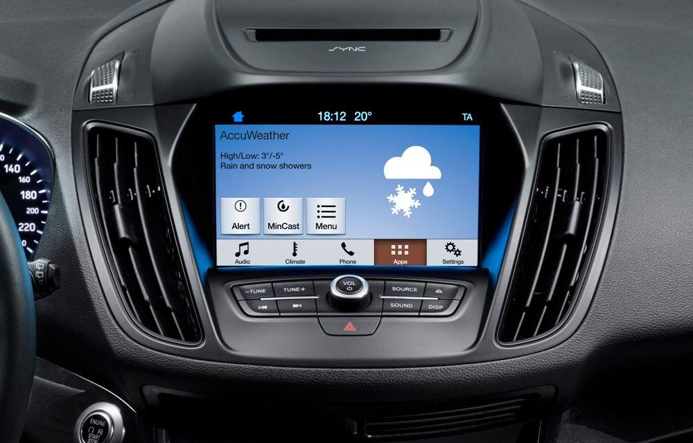 Ford Kuga facelift vine la pachet cu SYNC3, motoare noi și design inspirat de Ecosport - Poza 8