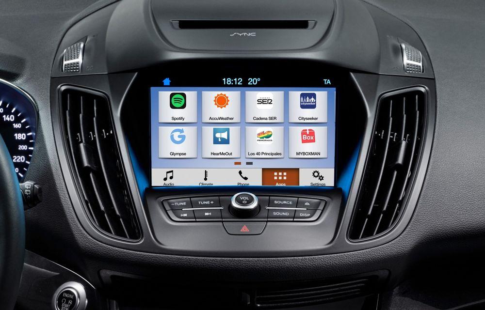 Ford Kuga facelift vine la pachet cu SYNC3, motoare noi și design inspirat de Ecosport - Poza 9