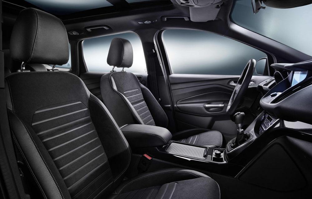 Ford Kuga facelift vine la pachet cu SYNC3, motoare noi și design inspirat de Ecosport - Poza 6