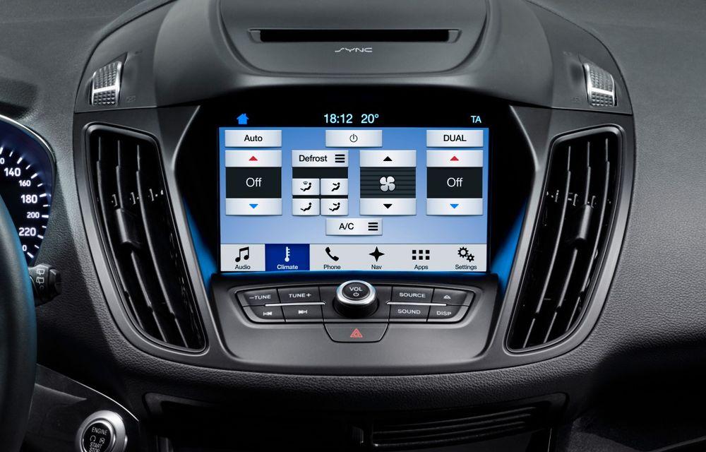 Ford Kuga facelift vine la pachet cu SYNC3, motoare noi și design inspirat de Ecosport - Poza 16