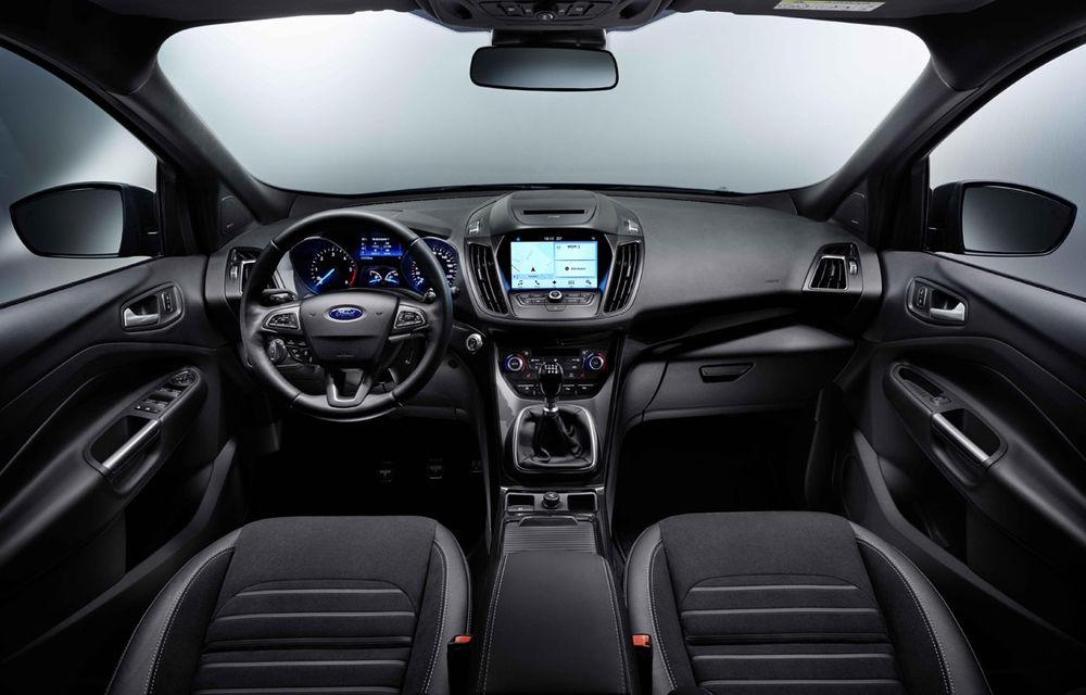 Ford Kuga facelift vine la pachet cu SYNC3, motoare noi și design inspirat de Ecosport - Poza 7