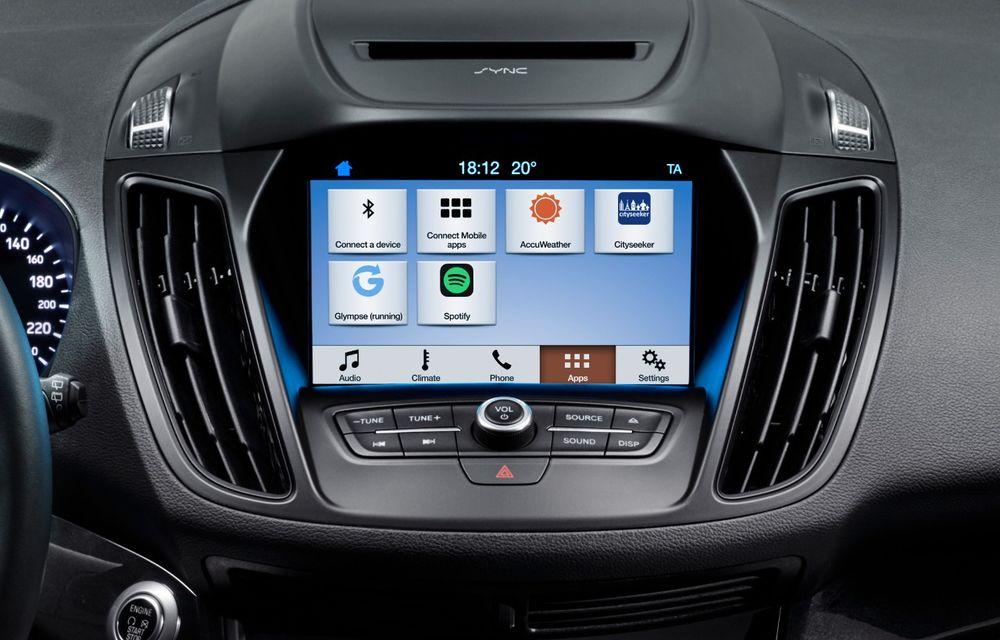 Ford Kuga facelift vine la pachet cu SYNC3, motoare noi și design inspirat de Ecosport - Poza 13