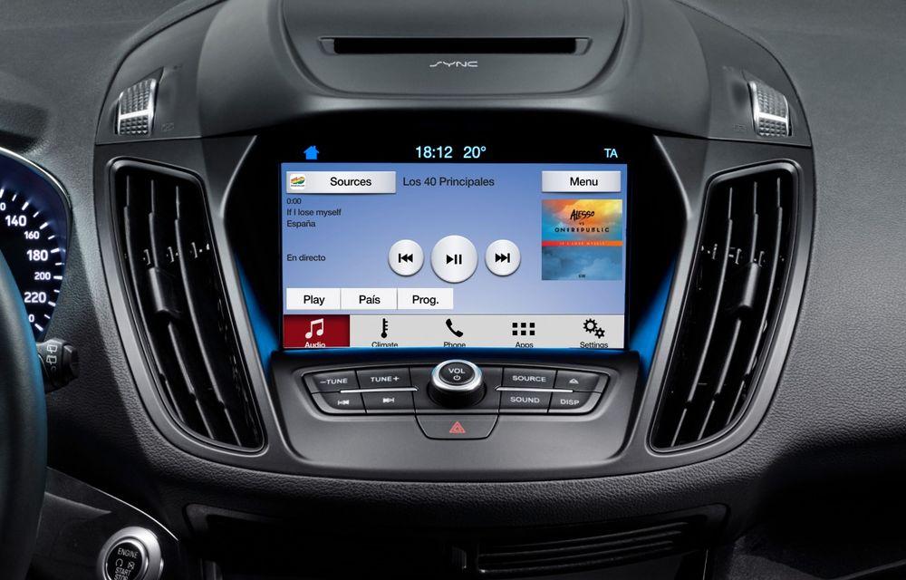 Ford Kuga facelift vine la pachet cu SYNC3, motoare noi și design inspirat de Ecosport - Poza 20