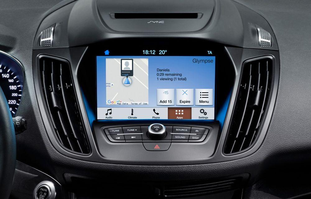 Ford Kuga facelift vine la pachet cu SYNC3, motoare noi și design inspirat de Ecosport - Poza 17