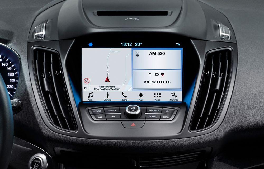 Ford Kuga facelift vine la pachet cu SYNC3, motoare noi și design inspirat de Ecosport - Poza 19